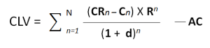 clv-equation